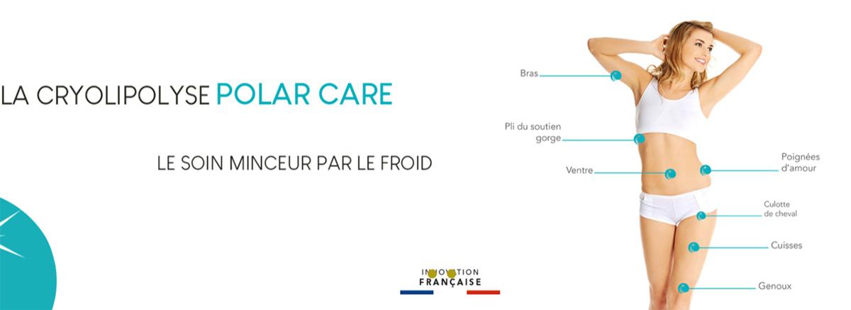 centre cryolipolyse polar care