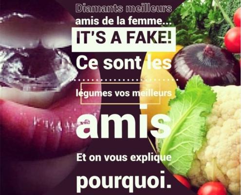 LEs légumes retardent le vieillissement de la femme - conseils diététiques